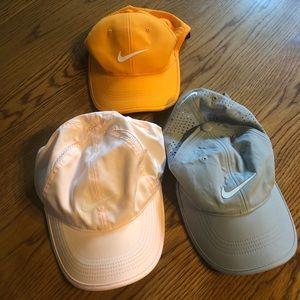 {nike} golf hat bundle
